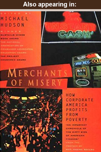 Merchants of Misery: How Corporate America Profits From Poverty